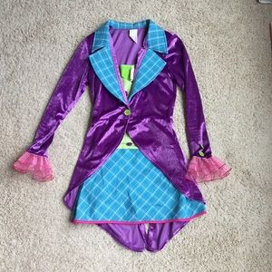 Other - Mad Hatter Halloween Costume Women (Size Small)